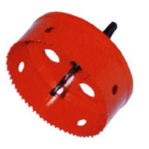 High carbon steel hole saw kits