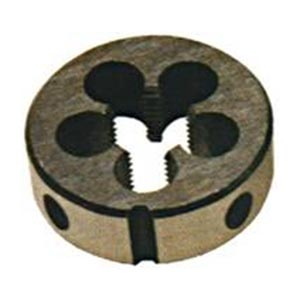 Machine round die